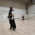Naginata full set
